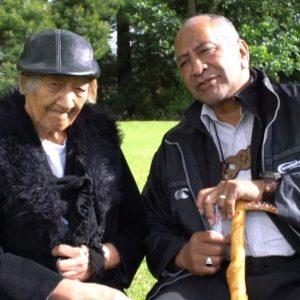 Elder-maori-woman-middle-aged-maori-man